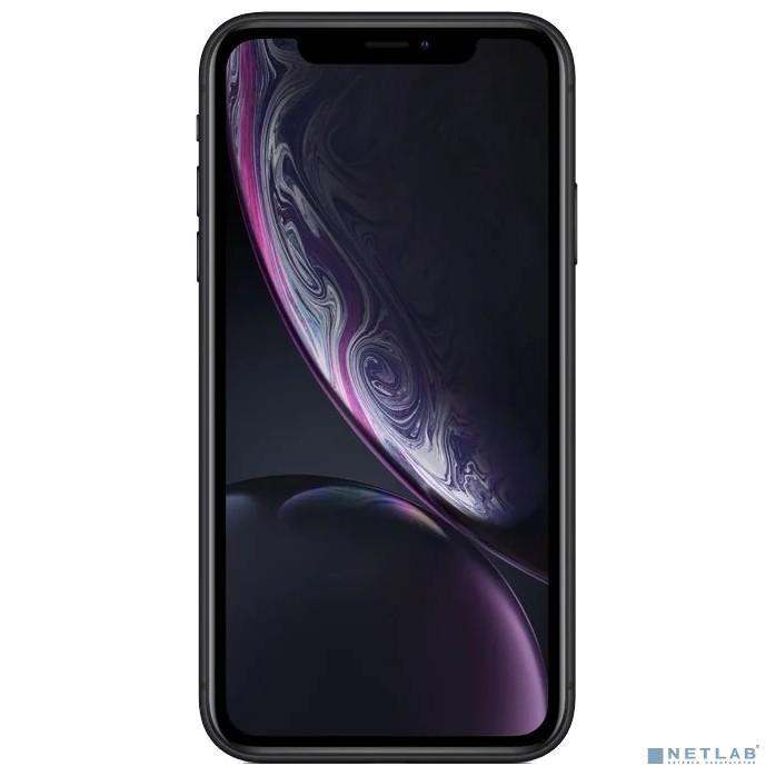 Apple iPhone XR 64GB Black [MH6M3RU/A] (New 2020)