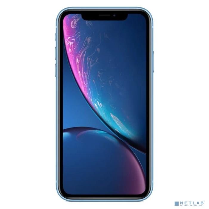 Apple iPhone XR 64GB Blue [MH6T3RU/A] (New 2020)