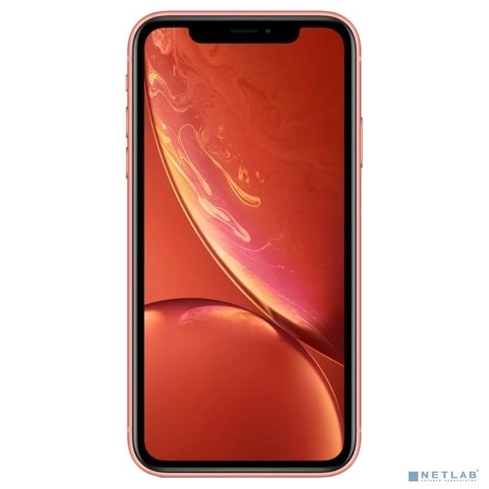 Apple iPhone XR 64GB Coral [MH6R3RU/A] (New 2020)