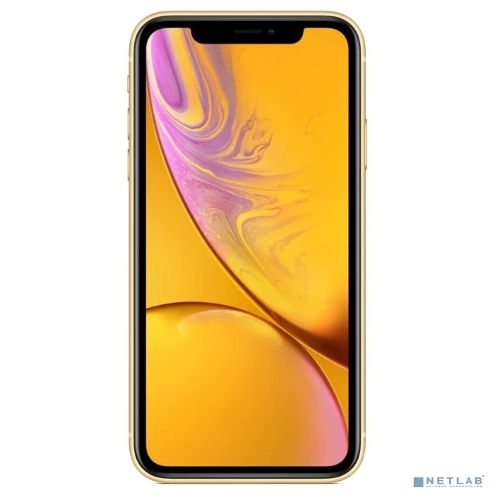 Apple iPhone XR 128GB Yellow [MH7P3RU/A] (New 2020)
