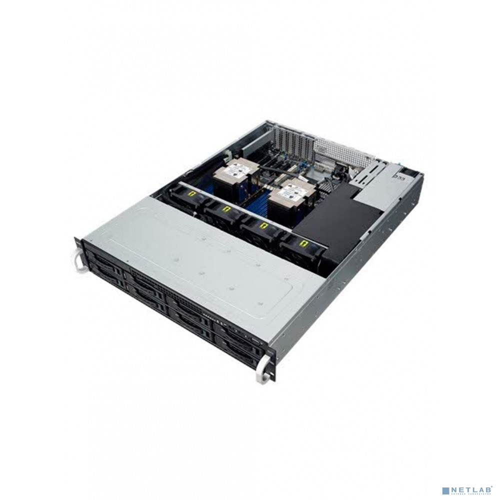 RS520-E9-RS8 (90SF0051-M00370) 2x SFF8643 + 4x OCuLink on the  backplane, 4x ports OCuLink card + cables, 2x 2.5 rear trays included, 2 x 800W