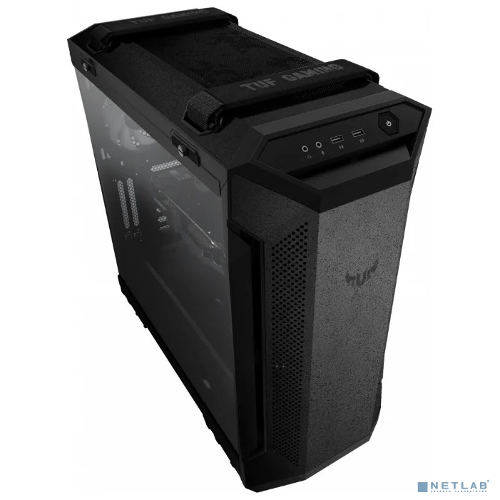 ASUS GT501 /GRY/WITH HANDLE GT501 TUF GAMING CASE/GRY/WITH HANDLE