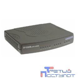 D-Link DVG-6004S/B2A/B2B Голосовой шлюз с 4 FXO-портами, 1 WAN-портом 10/100Base-TX и 4 LAN-портами 10/100Base-TX