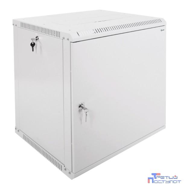 ЦМО! Шкаф телеком. настенный разборный 12U (600х520) дверь металл (ШРН-Э-12.500.1) (1 коробка)
