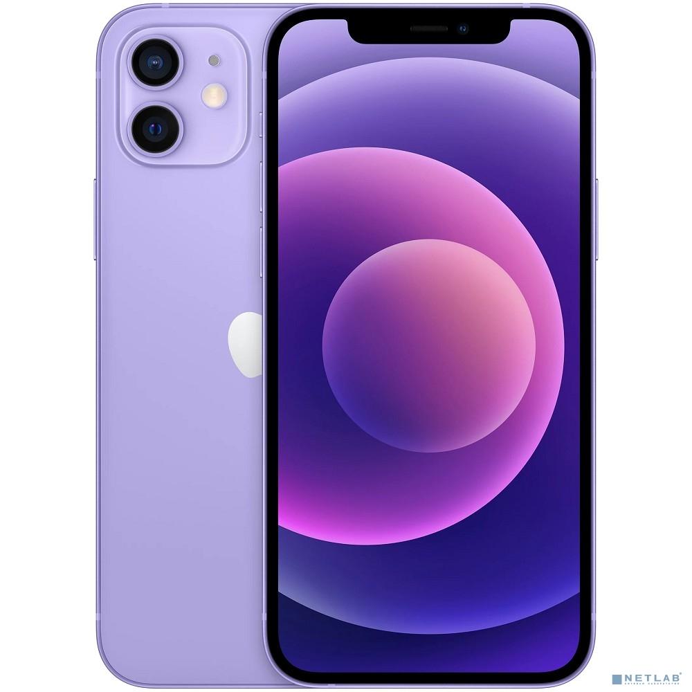 Apple iPhone 12 64GB Purple [MJNM3RU/A]