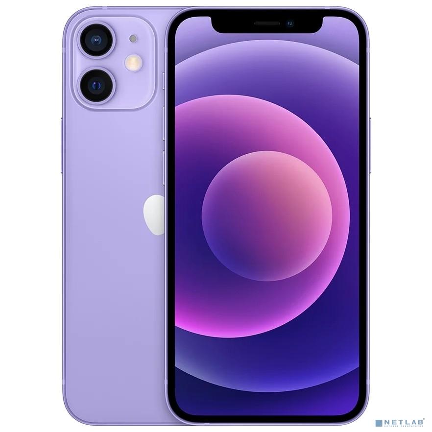 Apple iPhone 12 mini 64GB Purple [MJQF3RU/A]