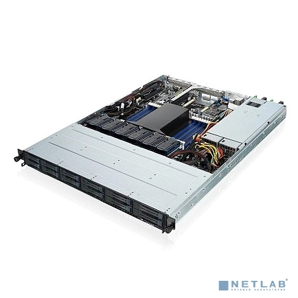 ASUS 90SF00X1-M00080  RS500A-E10-RS12U 3x SFF8643 + 12x OCuLink on the backplane, 6x NVMe ports from MB and 6x from two cards, PCI-E x8 slot occupied, PCI-E x16 and OCP mezz are free, 2 x 650W