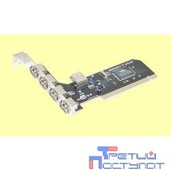 ORIENT  DC-602 RTL!  4-port USB 2.0 PCI card
