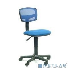 Бюрократ CH-299/BL/15-10 (спинка синяя сетка, сиденье синяя ткань 15-10)
