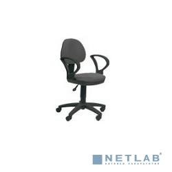 Бюрократ CH-318AXN/15-21 Кресло (черный пластик, ткань черная 15-21)