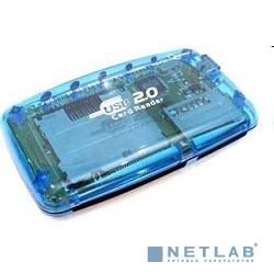 USB 2.0 Card reader All in 1 Gembird [FD2-ALLIN1]