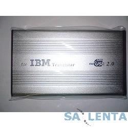 External Box for HDD 2.5″ SATA USB 2.0 (алюминий)