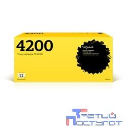 T2 ML-1520D3/ML-1710D3/SCX-4100D3/SCX-4216D3/SCX-D4200A/109R00725/109R00748/113R00667/013R00607 Картридж (TC-S4200U) для ML-1510/1710/SCX-4100/4200/Xerox 3115/3120/3130/PE16/PE114 (3000 стр.) с чип
