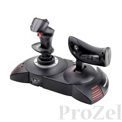 Джойстик Thrustmaster T-Flight Hotas X, PS3/PC, Warthunder pack  [2960703]