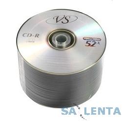 Диски VS CD-R 80 52x Bulk/50