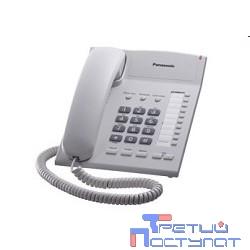 Panasonic KX-TS2382RUW (белый) {индикатор вызова,повторный набор последнего номера,4 уровня громкости звонка}