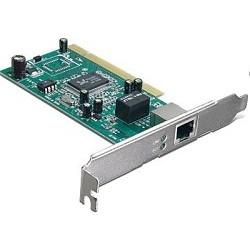 TRENDNet TEG-PCITXR OEM,  32-bit 10/<wbr>100/<wbr>1000Мбит/<wbr>с гигабитный PCI адаптер, 32 разряда