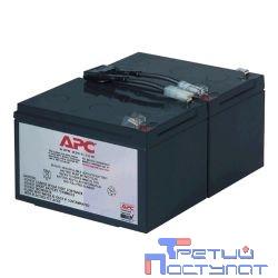 APC RBC6 Батарея {для BP1000I, SUVS1000I, SU1000INET, SU1000RMINET}