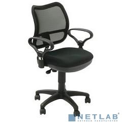 Бюрократ CH-799AXSN/B, Кресло (спинка черная сетка, сиденье черное 26-28)