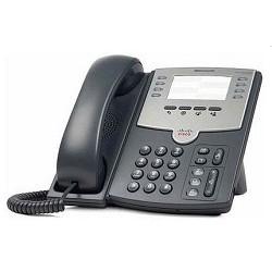 Cisco SB SPA501G Телефон 8 Line IP Phone with POE and PC Port (без блока питания)