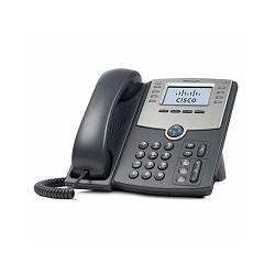 Cisco SB SPA508G Телефон 8 Line IP Phone with Display POE, PC Port (без блока питания)