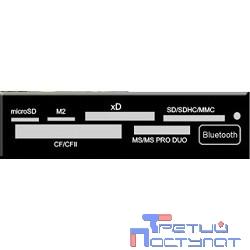 USB 2.0 Card reader SDXC/SD/SDHC/MMC/MS/microSD/xD/CF + Bluetooth 2.1, 3.5