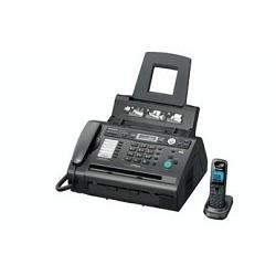 Panasonic KX-FL (C)418RU лазерный, АОН, Caller ID, DECT трубка, прием при отсутствии бумаги