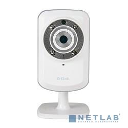 D-Link DCS-932L/B2A/A1A Беспроводная 802.11N сетевая камера с ИК-подсветкой и поддержкой сервиса mydlink