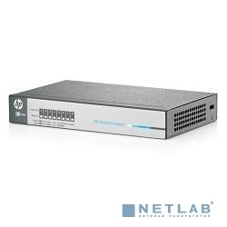 HP J9661A Коммутатор HPE V1410-8 неуправляемый настольный 8x10/100BASE-TX