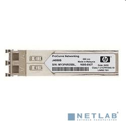 HP JD119B Трансивер HPE X120 1G SFP LC LX