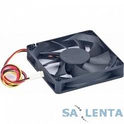 Вентилятор 60x60x25, втулка, 3pin, провод 25см [D6025SM-3]