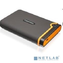Transcend Portable HDD 1Tb StoreJet TS1TSJ25M2 {USB 2.0, 2.5'', dark grey}