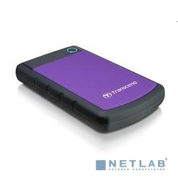 Transcend Portable HDD 1Tb StoreJet TS1TSJ25H3P {USB 3.0, 2.5'', violet}