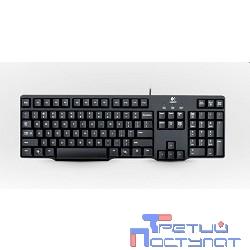 920-003200 Logitech Keyboard K100 Black PS/2