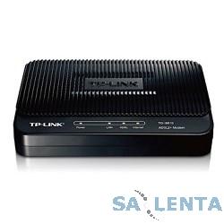 TP-Link TD-8816 ADSL Модем 1 ethernet port ADSL2+ router, Trendchip, Annex A, with ADSL spliter