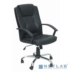 T-800AXSN, Кресло руководителя (черная кожа)
