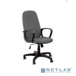 Бюрократ CH-808AXSN/TW-12, Кресло руководителя (серое TW-12)