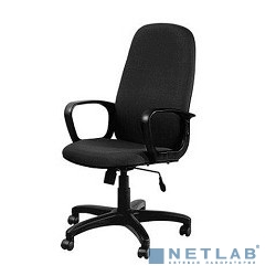 Бюрократ CH-808AXSN/TW-11 (Кресло руководителя (черное TW-11))