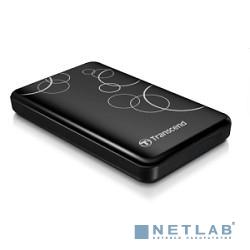 Transcend Portable HDD 500Gb StoreJet TS500GSJ25A3K {USB 3.0, 2.5'', black}