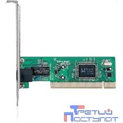 TP-LINK TF-3239DL Сетевой адаптер 10/100M PCI Network Interface Card, RJ45 port, RTL