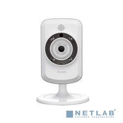 D-Link DCS-942L/A1A/A3A/A4B/B1A/B2A  Беспроводная облачная сетевая камера с поддержкой ночной съемки