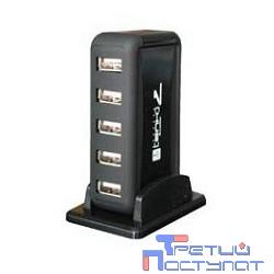 ORIENT KE-700N/KE-700N+/KE-700NP {USB 2.0 HUB 7-портовый с блоком питания}