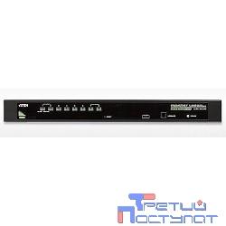 ATEN CS1308(E-AT-G)  8-и портовый PS/2-USB KVM переключатель