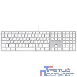 Apple Keyboard with Numeric Keypad [MB110RS/B, MB110RU/B]