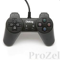Dialog Action GP-A01, черный