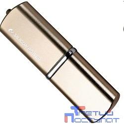 Silicon Power USB Drive 8Gb Luxmini 720 SP008GBUF2720V1Z {USB2.0, Bronze}
