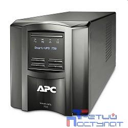 APC Smart-UPS 750VA SMT750I