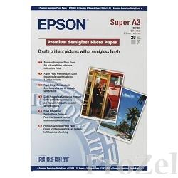 EPSON C13S041328 Premium Semiglossy Photo бумага A3+, промо с Stylus Photo 1410/1800/2400