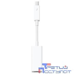MD463ZM/A Apple Thunderbolt to Gigabit Ethernet Adapter
