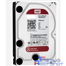 2TB WD Red (WD20EFRX) {Serial ATA III, 5400- rpm, 64Mb, 3.5